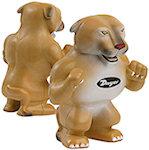 Wildcat Cougar Mascot Stress Balls